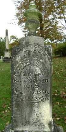 SHERRILL, LUCENA - Greene County, New York | LUCENA SHERRILL - New York Gravestone Photos