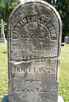 SLEIGHT, HANNAH EMILY - Greene County, New York | HANNAH EMILY SLEIGHT - New York Gravestone Photos
