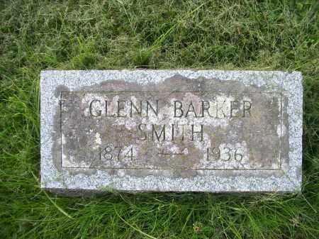 BARKER, GLENN - Greene County, New York | GLENN BARKER - New York Gravestone Photos