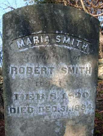 SMITH, MARIA - Greene County, New York | MARIA SMITH - New York Gravestone Photos