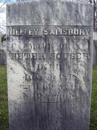 SALISBURY, NELLEY - Greene County, New York | NELLEY SALISBURY - New York Gravestone Photos