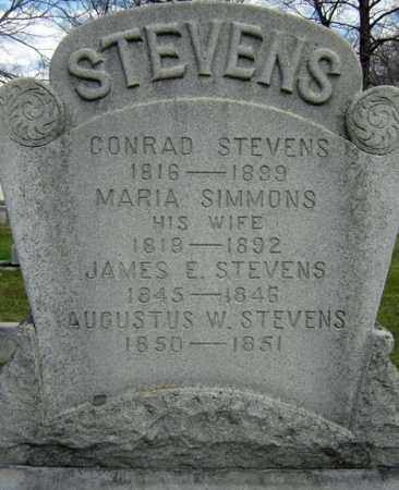 STEVENS, MARIA - Greene County, New York | MARIA STEVENS - New York Gravestone Photos