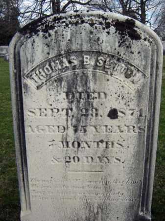 SUTTON, THOMAS B - Greene County, New York | THOMAS B SUTTON - New York Gravestone Photos