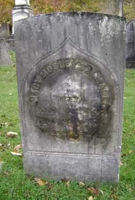 MOSLEY, MARY - Greene County, New York | MARY MOSLEY - New York Gravestone Photos