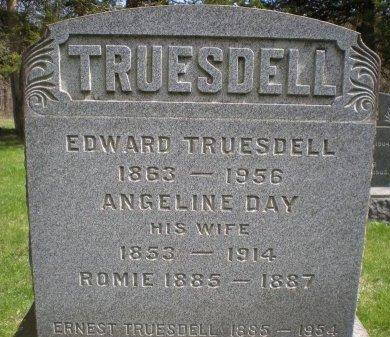 TRUESDELL, ERNEST - Greene County, New York | ERNEST TRUESDELL - New York Gravestone Photos