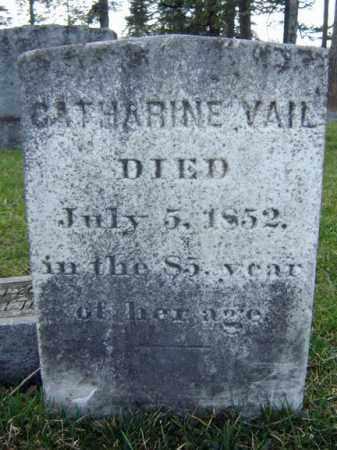 VAIL, CATHARINE - Greene County, New York | CATHARINE VAIL - New York Gravestone Photos
