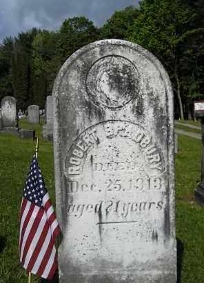 BRADBURY, ROBERT - Herkimer County, New York | ROBERT BRADBURY - New York Gravestone Photos