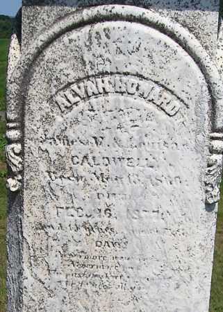 CALDWELL, ALVAH HOWARD - Herkimer County, New York   ALVAH HOWARD CALDWELL - New York Gravestone Photos