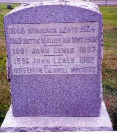 LEWIS, BENJAMIN - Herkimer County, New York | BENJAMIN LEWIS - New York Gravestone Photos