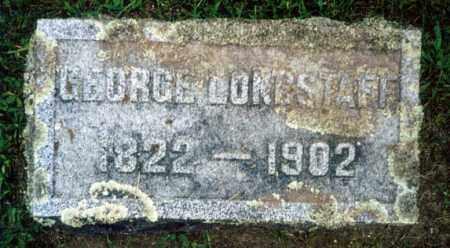 LONGSTAFF, GEORGE W - Herkimer County, New York   GEORGE W LONGSTAFF - New York Gravestone Photos
