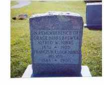 NIBBS, ALFRED W - Herkimer County, New York | ALFRED W NIBBS - New York Gravestone Photos