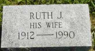 COMPO, RUTH J - Jefferson County, New York | RUTH J COMPO - New York Gravestone Photos
