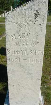 SMITH, MARY J - Jefferson County, New York | MARY J SMITH - New York Gravestone Photos