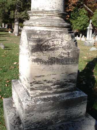 TYLER, PHEBE C. - Jefferson County, New York | PHEBE C. TYLER - New York Gravestone Photos