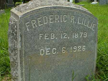 LILLIE, FREDERIC - Kings (Brooklyn) County, New York | FREDERIC LILLIE - New York Gravestone Photos