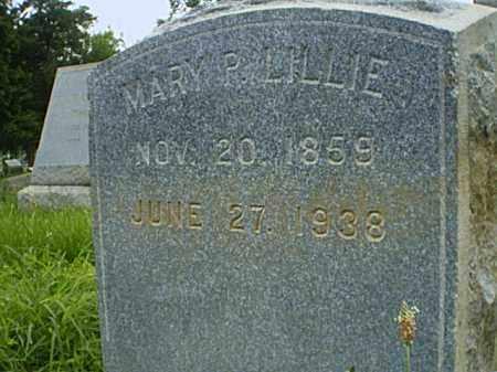 WILSON LILLIE, MARY - Kings (Brooklyn) County, New York | MARY WILSON LILLIE - New York Gravestone Photos