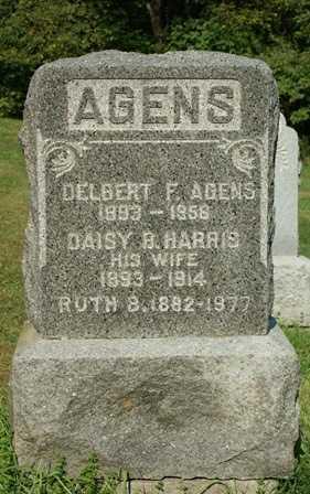 AGENS, DAISY B - Lewis County, New York | DAISY B AGENS - New York Gravestone Photos