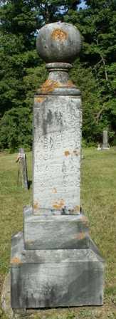 BAGLEY, ABNER T. - Lewis County, New York | ABNER T. BAGLEY - New York Gravestone Photos