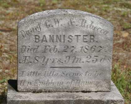 BANNISTER, LILLA - Lewis County, New York | LILLA BANNISTER - New York Gravestone Photos