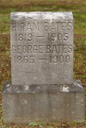 BATES, HIRAM - Lewis County, New York   HIRAM BATES - New York Gravestone Photos