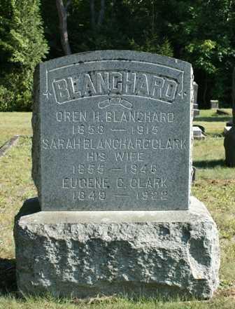 CLARK, EUGENE C. - Lewis County, New York | EUGENE C. CLARK - New York Gravestone Photos