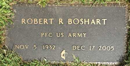 BOSHART, ROBERT R. - Lewis County, New York | ROBERT R. BOSHART - New York Gravestone Photos