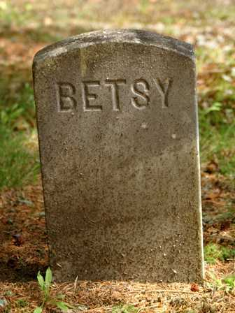 BURDICK, BETSY ELIZABETH - Lewis County, New York   BETSY ELIZABETH BURDICK - New York Gravestone Photos