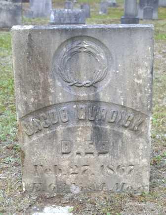 BURDICK, JACOB - Lewis County, New York | JACOB BURDICK - New York Gravestone Photos