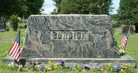 BURDICK, SETH S. FAMILY MONUMENT - Lewis County, New York | SETH S. FAMILY MONUMENT BURDICK - New York Gravestone Photos