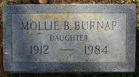 BURNAP, MOLLIE B. - Lewis County, New York | MOLLIE B. BURNAP - New York Gravestone Photos