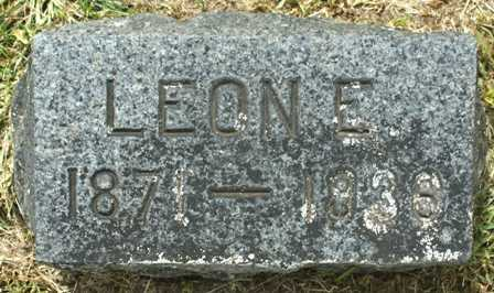 CARPENTER, LEON E. - Lewis County, New York | LEON E. CARPENTER - New York Gravestone Photos