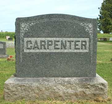 CARPENTER, FAMILY MONUMENT - Lewis County, New York | FAMILY MONUMENT CARPENTER - New York Gravestone Photos