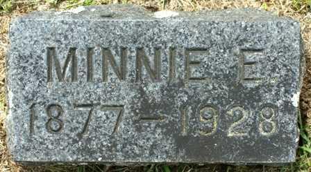 CARPENTER, MINNIE E. - Lewis County, New York | MINNIE E. CARPENTER - New York Gravestone Photos