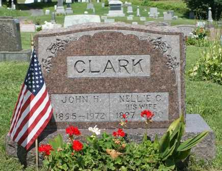 CLARK, NELLIE C. - Lewis County, New York | NELLIE C. CLARK - New York Gravestone Photos