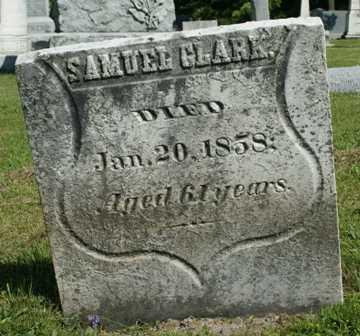 CLARK, SAMUEL - Lewis County, New York | SAMUEL CLARK - New York Gravestone Photos