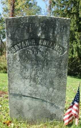 COLLINS, BRYAN R. - Lewis County, New York | BRYAN R. COLLINS - New York Gravestone Photos