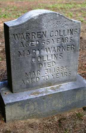 WARNER, MARY - Lewis County, New York | MARY WARNER - New York Gravestone Photos