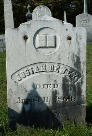 DEWEY, JOSIAH - Lewis County, New York | JOSIAH DEWEY - New York Gravestone Photos