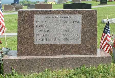 EMERSON, HUBERT J, AND MARY FAMILY MONUMENT - Lewis County, New York   HUBERT J, AND MARY FAMILY MONUMENT EMERSON - New York Gravestone Photos