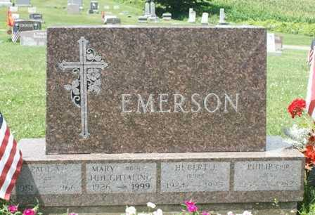 EMERSON, MARY - Lewis County, New York | MARY EMERSON - New York Gravestone Photos