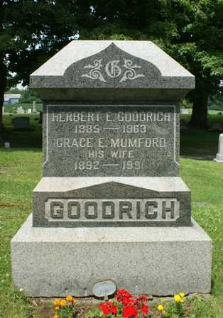 MUMFORD, GRACE E. - Lewis County, New York   GRACE E. MUMFORD - New York Gravestone Photos