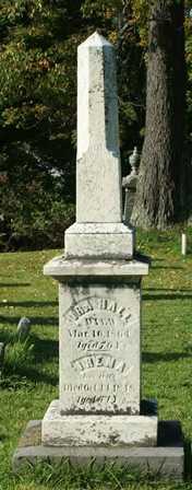 HALL, IRA - Lewis County, New York | IRA HALL - New York Gravestone Photos