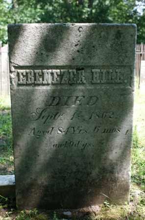 HILL, EBENEZER - Lewis County, New York   EBENEZER HILL - New York Gravestone Photos