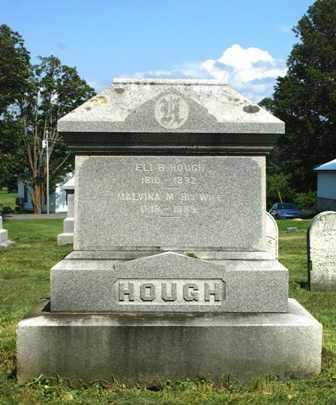 HOUGH, MALVINA M. - Lewis County, New York   MALVINA M. HOUGH - New York Gravestone Photos