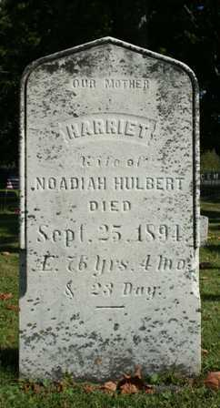 HULBERT, HARRIET - Lewis County, New York | HARRIET HULBERT - New York Gravestone Photos