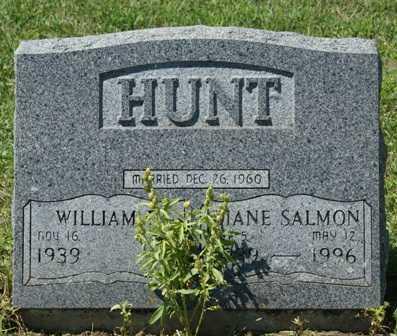 HUNT, DIANE - Lewis County, New York | DIANE HUNT - New York Gravestone Photos