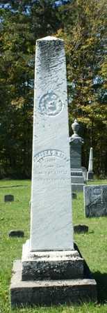HUNT, ELISHA R. - Lewis County, New York | ELISHA R. HUNT - New York Gravestone Photos