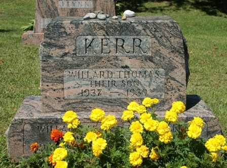 KERR, MARION - Lewis County, New York | MARION KERR - New York Gravestone Photos