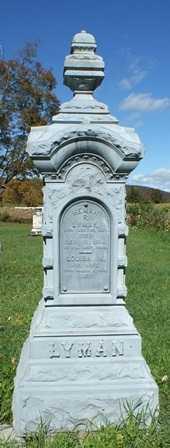 LYMAN, HERMAN R. - Lewis County, New York   HERMAN R. LYMAN - New York Gravestone Photos