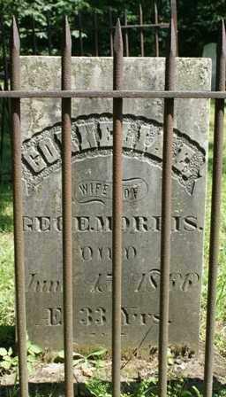HILL, CORNELIA E. - Lewis County, New York   CORNELIA E. HILL - New York Gravestone Photos